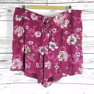 Torrid shorts size 2